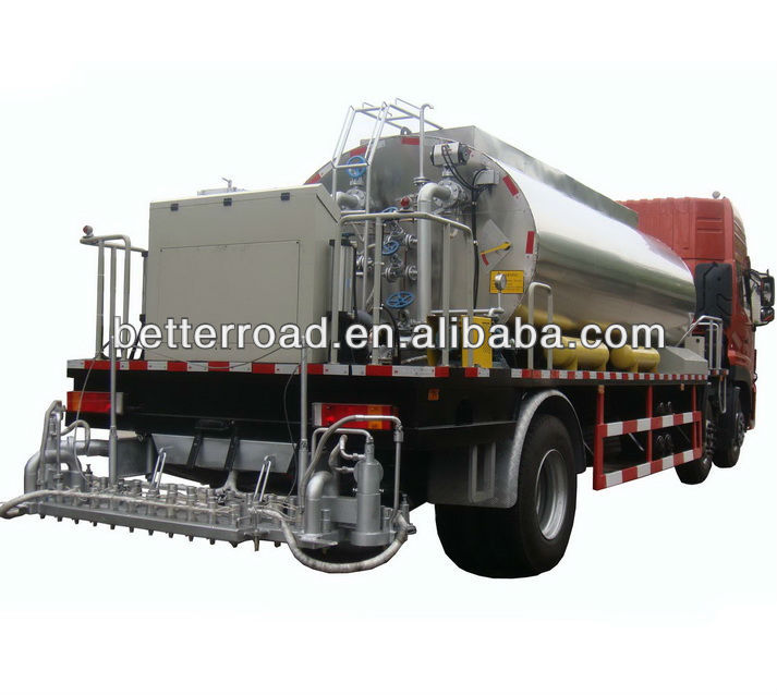 12000L asphalt distributor truck mounted road construction