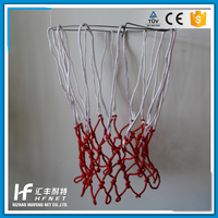 My test All Weather White Polyester Super Basketball Net