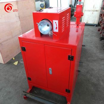 Factory Rubber Hose Skiving Machine Price Hose Crimping Machine