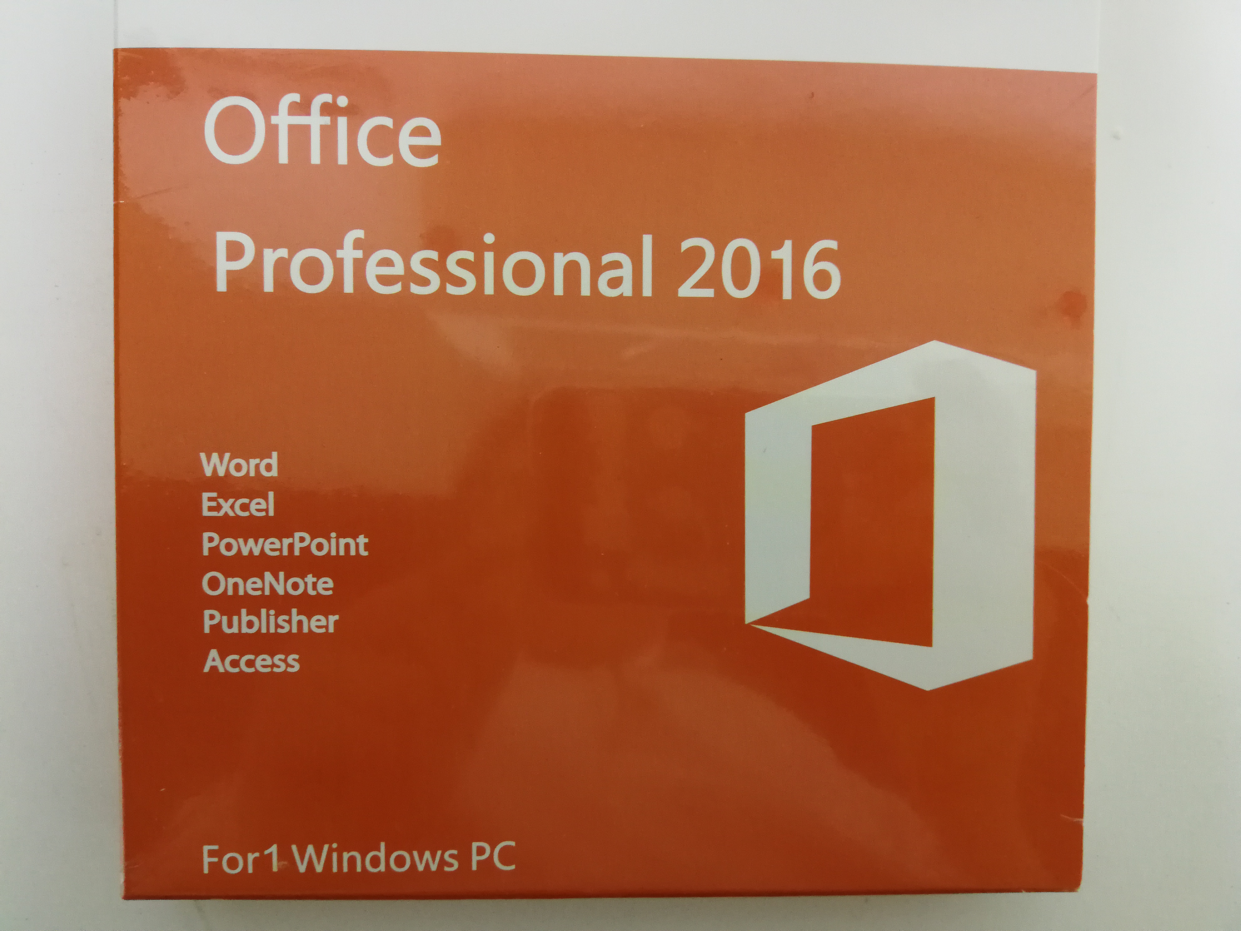 windows office professional 2016 key