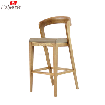 Kitchen Breakfast Wood With Pu Seat Counter Height Tops Bar Stools Chair  With Backs And Arms - Buy Wood Stool,Vintage Bar Stools,Wood Chair Step  Stool ...
