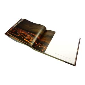 Custom low cost softcover A5 coloring photo book printing