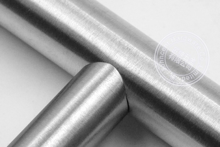 top quality T bar stainless steel solid cabinet hardware handle
