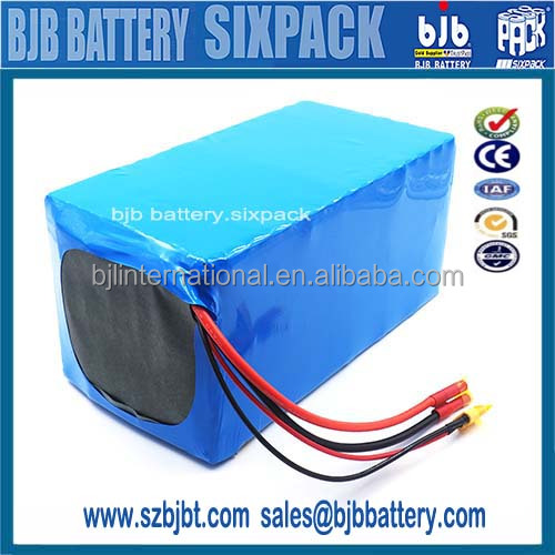 China Battery Manufacturer 72v 20ah Lifepo4 Battery Pack For E ...