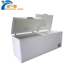 Supermarket deep quick freezing best price used meat freezers