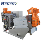 MDS132 High quality best selling automatic sludge dewatering machine