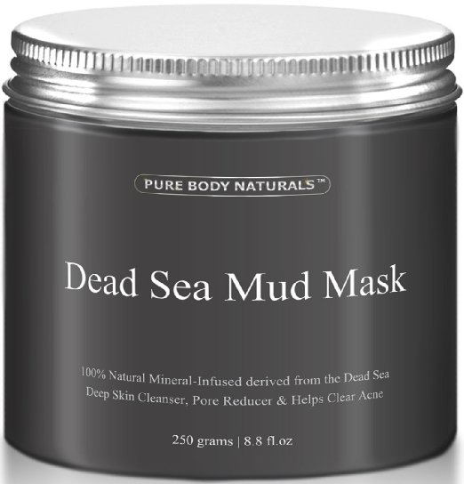 Natural Dead Sea Mud & Algae Purifying Facial Mask