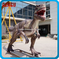 High Simulation Fiberglass Dinosaur For Theme Park