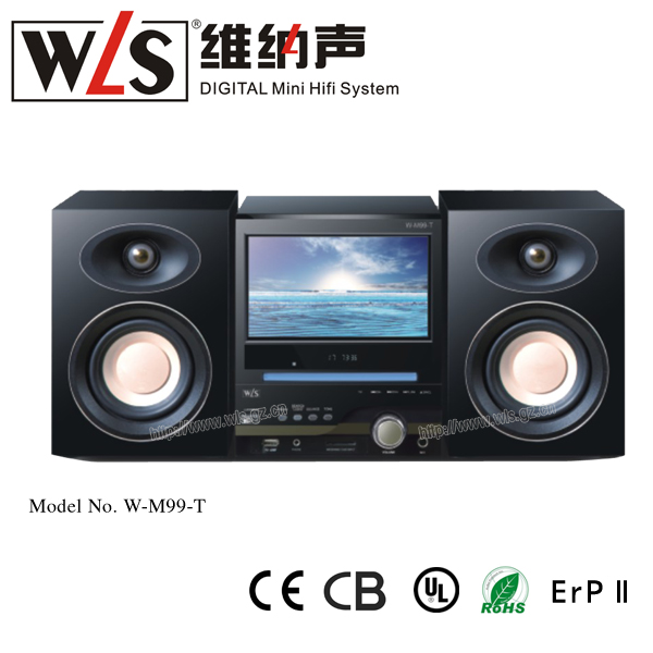 2014 new very good sound effect 2.0 channel hometheatre With USB SD FM Remote