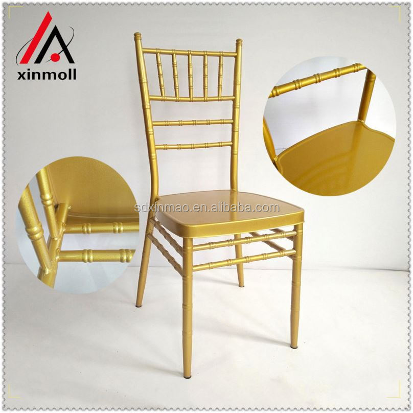 Low price of banquet China iron best chiavari chair company