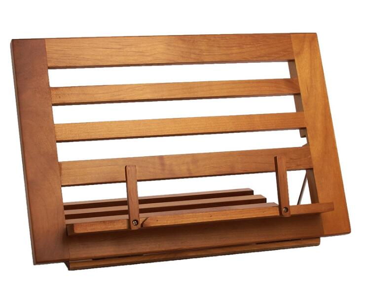 Fsc Sa8000 Bsci Artist Table Easel For Kids And S Wooden Book Holder Reading