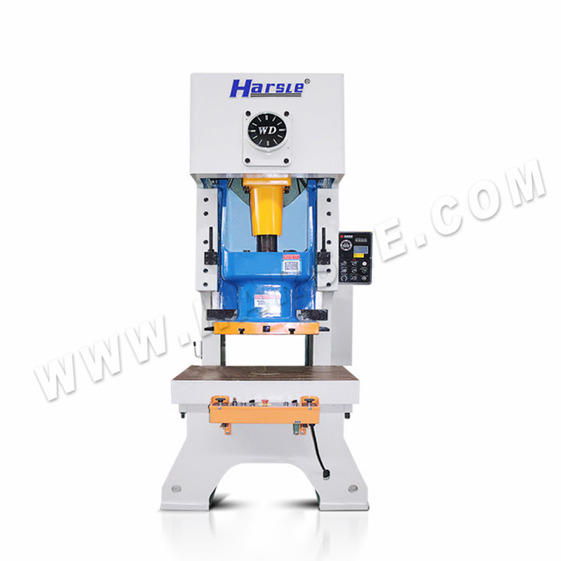 Harsle JH21 110T China best-selling pneumatic friction clutch forging press punching machine