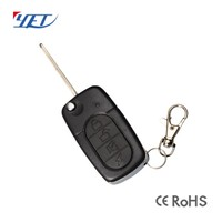 car remote control transponder key YET J28