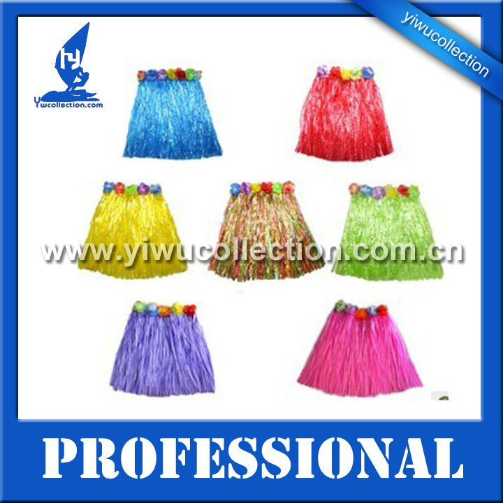 Hawaii hula skirt,Artificial Grass Hula Skirts,Raffia Hula Skirts