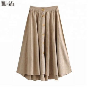1ae5eacc606 China Maxi Skirt