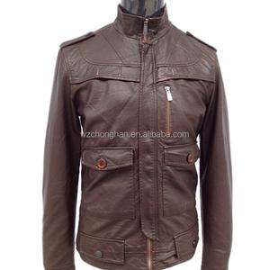 China Leather Jacket Brand China Leather Jacket Brand Manufacturers