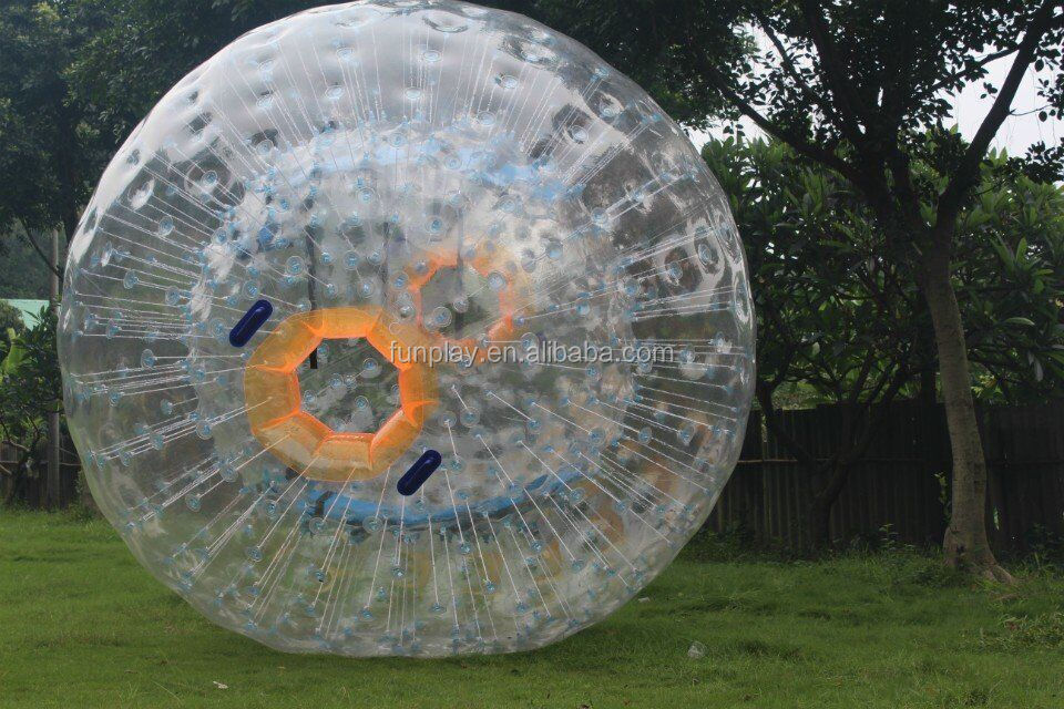 HI Top quality chanllenge sport new coming colored water zorb ball on sale