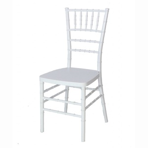 china white wooden wedding chiavari event chairs for sale