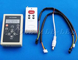 led world RF Remote Controller 253 Change for Magic Dream Color 6803 IC 5050 RGB LED Strip