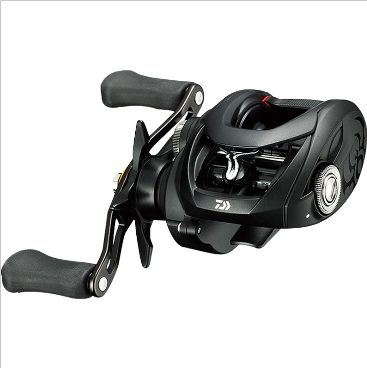 NEW 2019 DAIWA TATULA 100 150 MAX DRAG 5KG  6KG low profile BaitCasting fishing reel