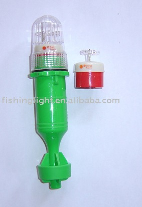 Led Fishing Lamp Used On The Fish Net To Let People See Where Is ...