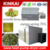 Heat pump hot air fruit drying system /fruit dryer oven vegetable drying machine