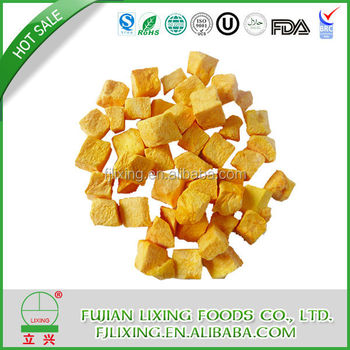 GREEN FOODS 100% NATURAL FREEZE DRIED YELLOW PEACH