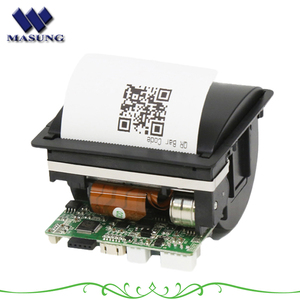 58mm auto cutter embedded thermal receipt kiosk printer mechanism