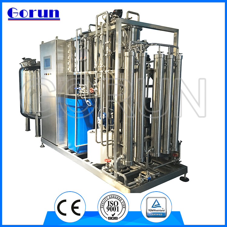 Portable Sea Water Desalination Equipment/water Treatment Plant With Ro System