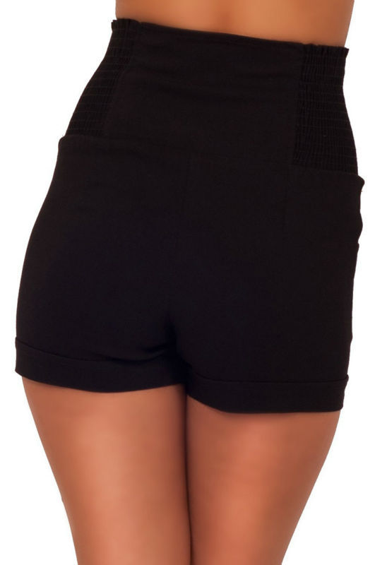 Oem Supplier High Waisted Sophisticated Trendy Chic Front Button ...