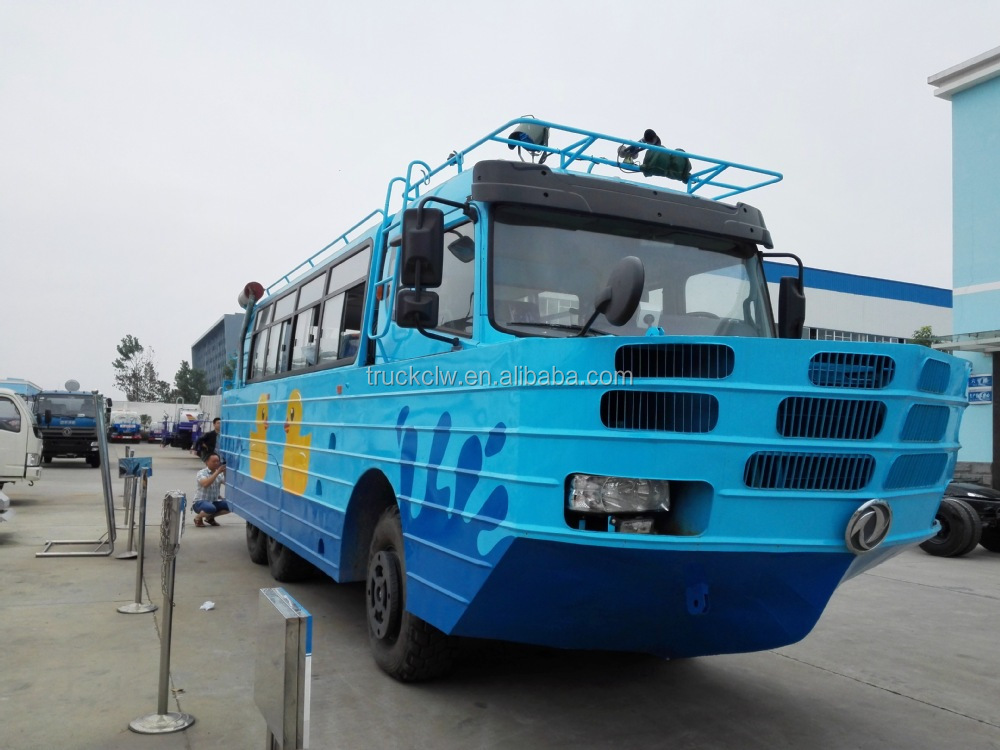 Dongfeng 6x6 Amphibious Truck Used On Water And Land For Sale Buy