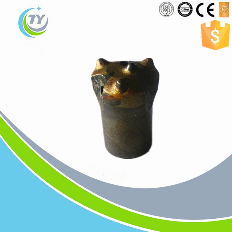 New design tungsten carbide thread retract button bits for drilling with great price