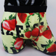 joe fancy men print boxer gay underwear with sublimation print