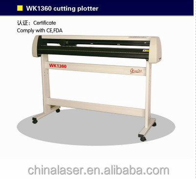 Gweike rohs cutting plotter vinyl cutter cutting plotter WK1360