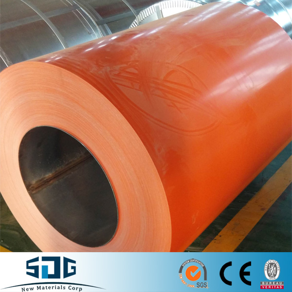 Secondary GI PPGI GL PPGL zinc coated steel coil stock with low price from china factory