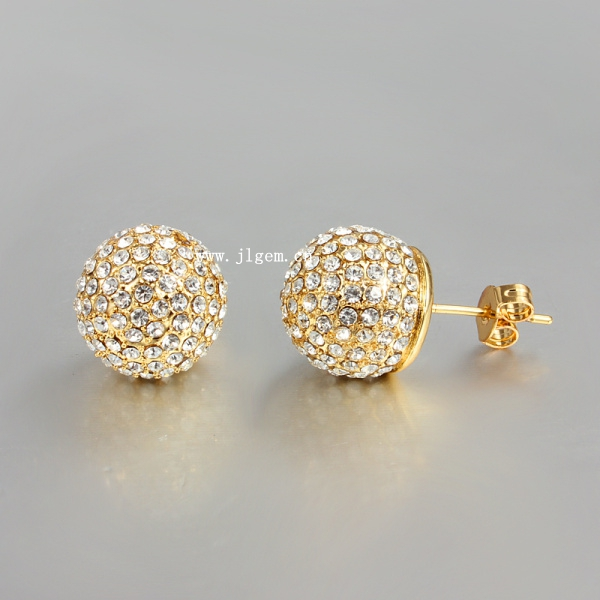 86e4ce848 Latest Fashion Gold Ear Tops Designs Earring For Unisex - Buy Tops ...