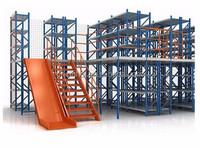 Mezzanine rack Systems, Mezzanine Floor