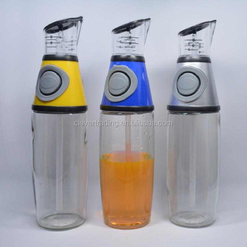 Oil Pourers Chef Aid Bottle Dispenser Olive Oil Drizzle Vinegar Wine Spouts