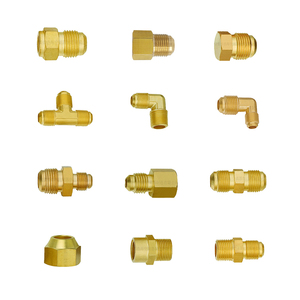 high quality fittings brass flare&solder union plumbing materials fittings names and pictures pdf