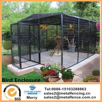 10 5x12ft Flight Bird Aviary Suncatcher Bird Enclosure - Buy 10 5x12ft  Fight Bird Aviary,Bird Aviary Enclosure,Suncatcher Bird Enclosure Product  on