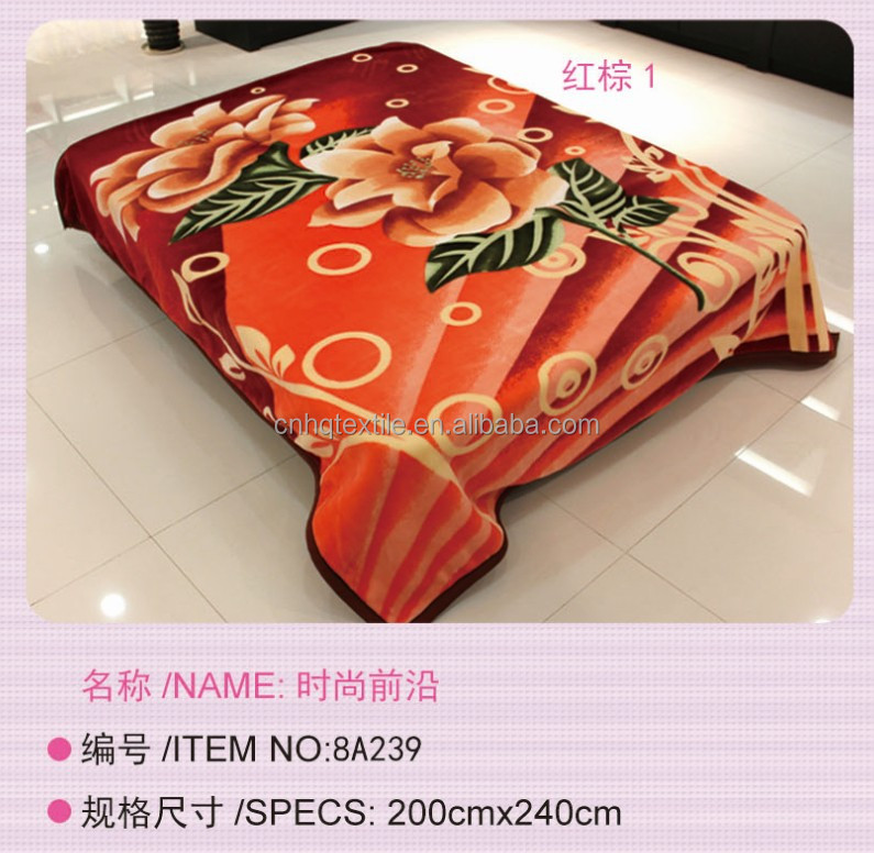 wholesale wool saddle blanket new born baby blanket used offset printing blanket
