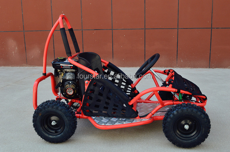 Small Off Road Buggy: Piranha Series Ii Offroad Mini Dune