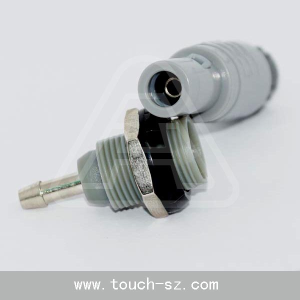 redels medical plastic gas circuit connector