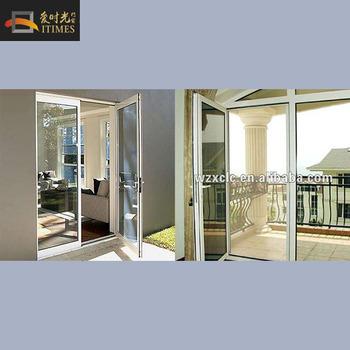 Side Swing Residential Used Aluminium Patio Door