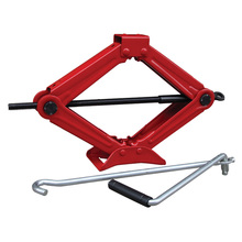 CHROMED CRANK SPEED HANDLE 1 TON TONNE รถ VAN SCISSOR JACK สำหรับยก