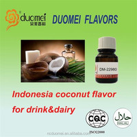 Indonesia coconut flavour food grade flavor artificial fragrance food enhance