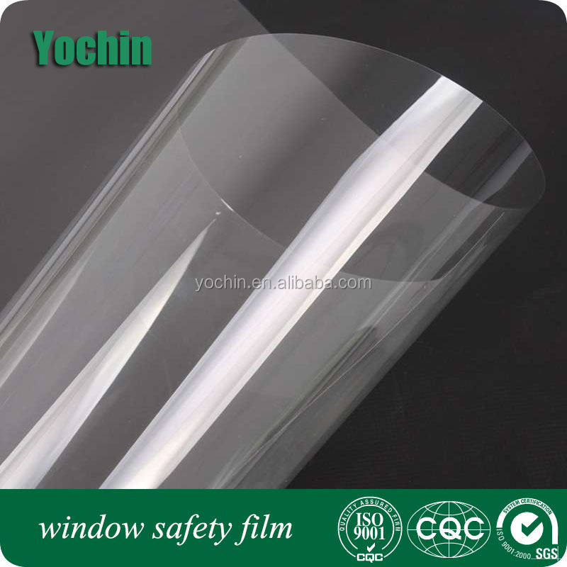 Hot Sale Factory New PVC Self Adhesive Security Window Film for Glass Door