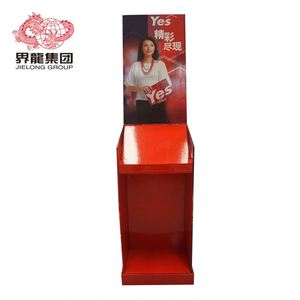 Customized Makeup/Beauty Mac Cosmetic Popup Display Stand