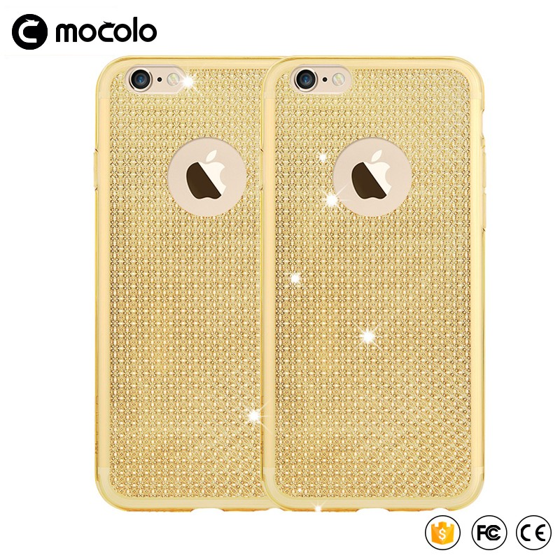 Mocolo TPU Cover Case for iPhone 7 Case with Retail Packaging for iPhone 7 4.7'' Back Cover