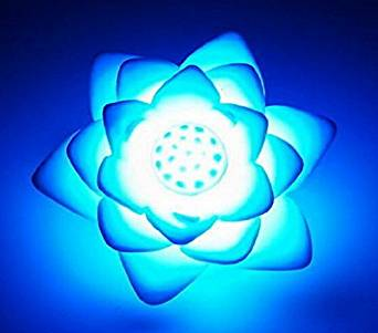 Cheap lotus wedding decoration bandung find lotus wedding get quotations famixyal 7 color changing led floating lotus flower romantic valentines day christmas wedding decoration party lamp junglespirit Images